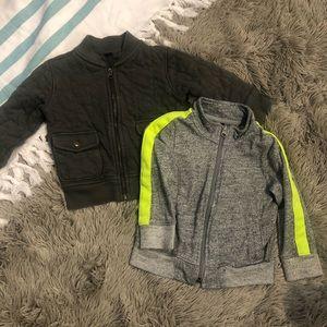 GAP jacket bundle 2t